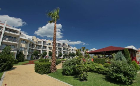 Accommodation in holiday villages