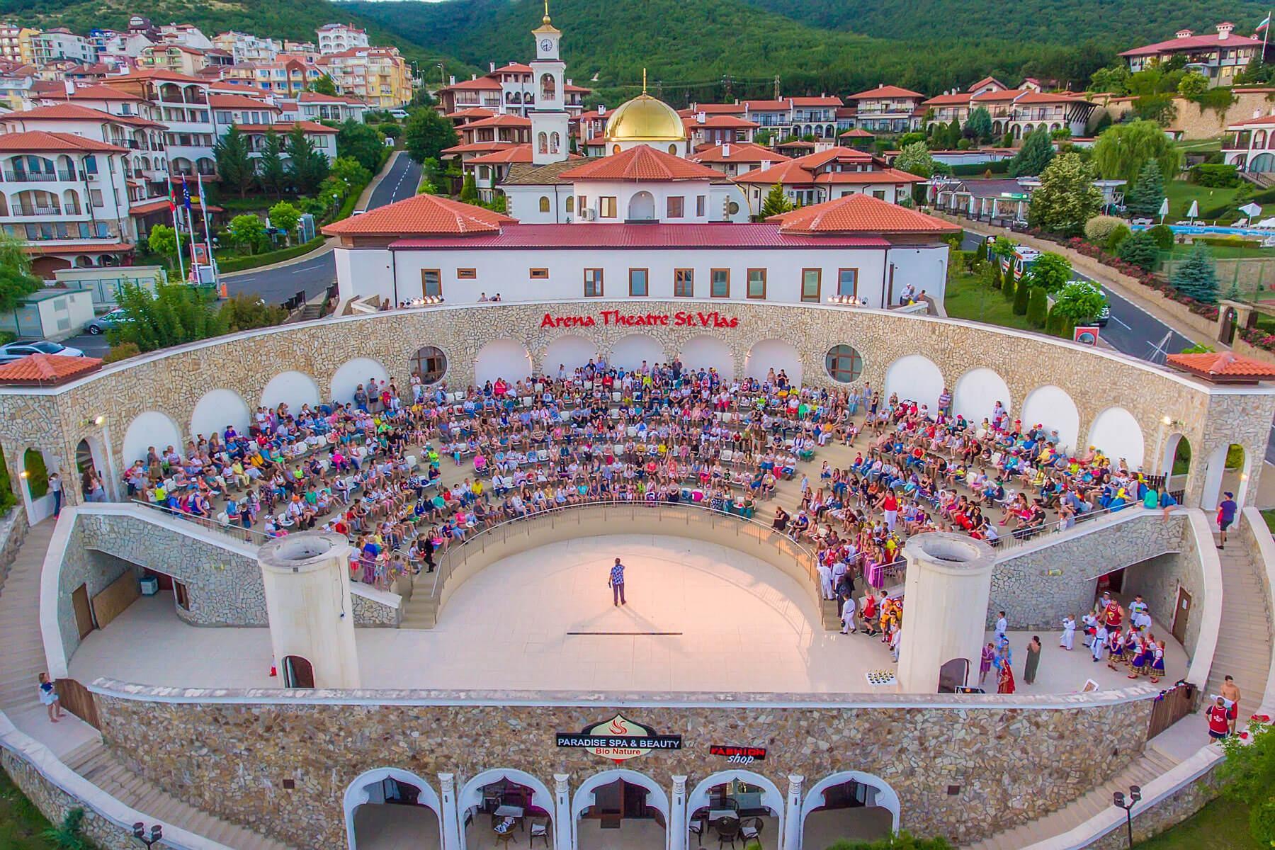 Sveti Vlas Theatre