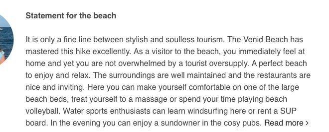 Beach in sveti Vlas