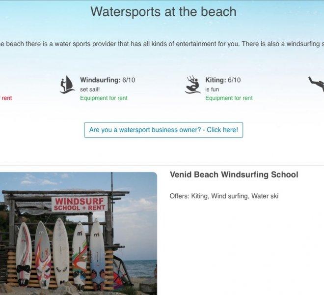 Beach Venid