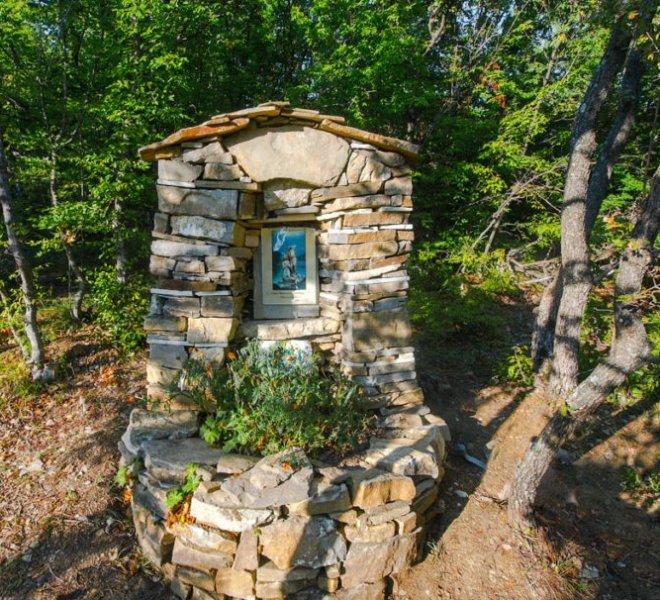 Saint Vlas Chapel Eco Trail