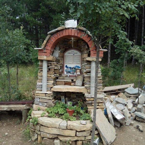 Sveti Vlas Chapel Eco Trail