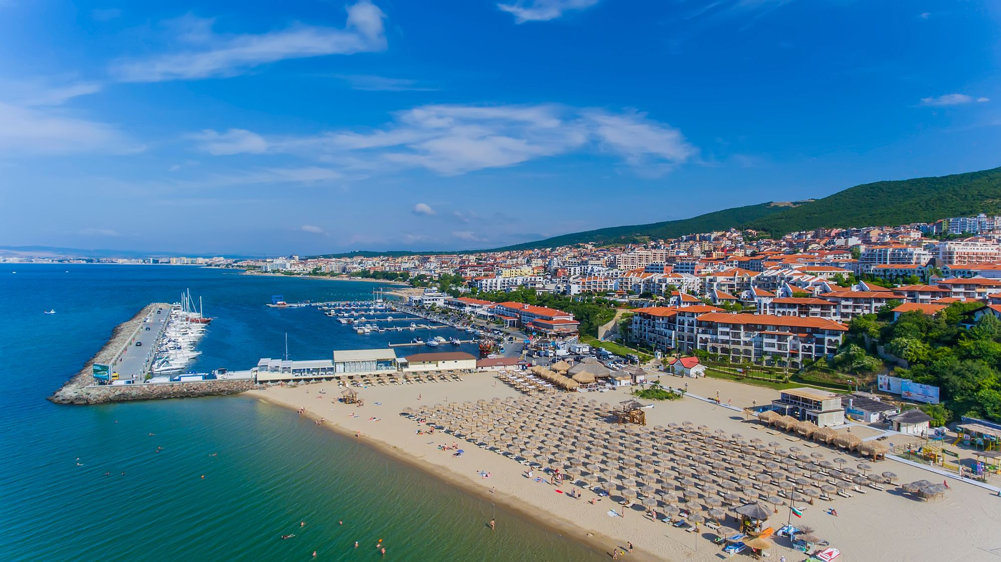 DInevi Resort St Vlas Bulgaria