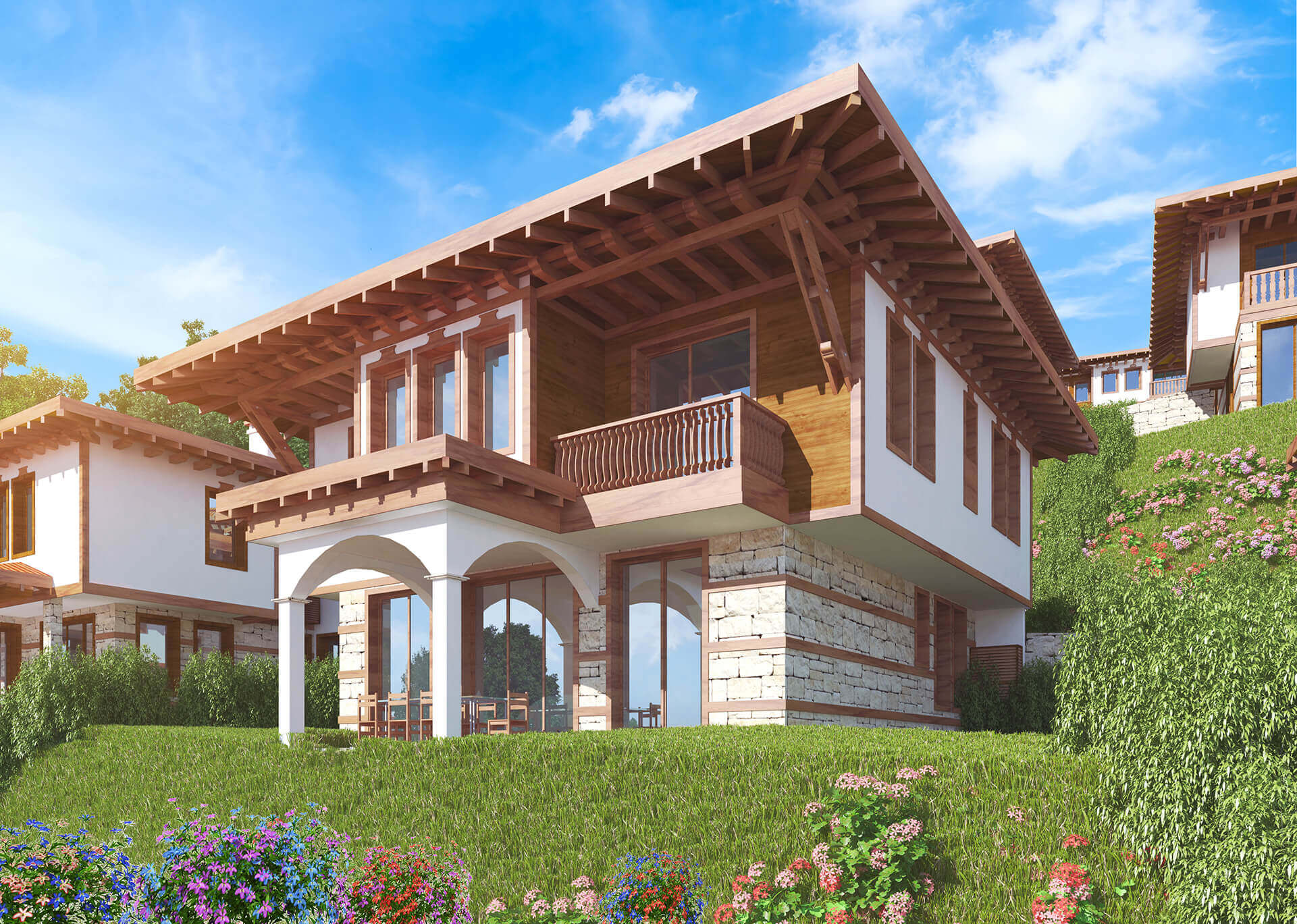 Venid Eco Village Single House